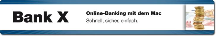 Bank X 7-Einkaufswelt