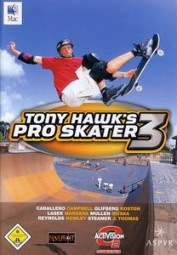 Tony Hawk's Pro Skater 3, (CD)
