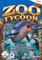 Zoo Tycoon Marine Mania und Dinosaur Digs, (CD)