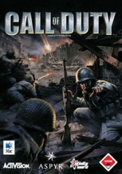 Call of Duty, (DVD)