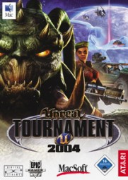 Unreal Tournament 2004, (DVD)