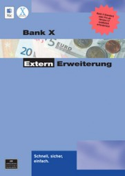 Bank X Extern-Erweiterung, (CD)