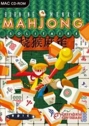 Burning Monkey Mahjong, (CD)