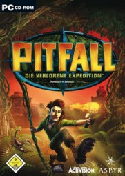 Pitfall Harry: Die verlorene Expedition PC, (CD)
