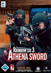 Rainbow Six 3: Athena Sword, (CD)