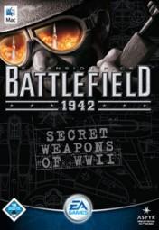 Battlefield 1942: Secret Weapons of WWII, (DVD)