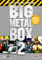 Big Metal Box 2 - Vier Spiele in einer Box!, (CD)