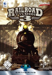 Railroad Tycoon 3, (CD)