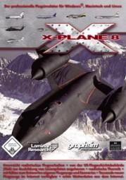 X-Plane 8, (DVD)