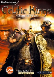 Celtic Kings: Rage of War, (CD)