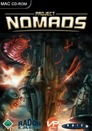 Project Nomads, (CD)