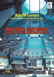 AMG Vince Clarke, Lucky Bastard: The triple five star rated analogue sample collection, (CD)