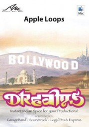 AMG Bollywood Dreams: Instant Indian Spice for your Productions!, (CD)