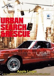 AMG Urban Search & Rescue - Lukecage, (CD)