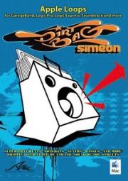 AMG DirtBag - Simeon: Super Phat Beats, Song Kits, Synths, Basses and more!, (CD)