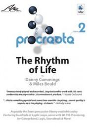 AMG procreate Volume 2: The Rhythm of Life by Danny Cummings & Miles Bould, (CD)