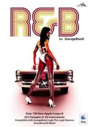 AMG R&B for GarageBand: Over 700 New Apple Loops & 653 Samples i n 20 Instruments, (CD)