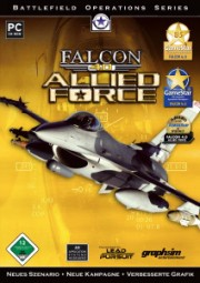 Falcon 4.0: Allied Force, (CD)