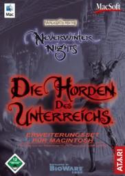 Neverwinter Nights: Die Horden des Unterreichs, (CD)