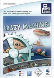 Crazy Machines, (CD)