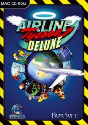 Airline Tycoon Deluxe, (CD)