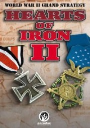 Hearts of Iron II, (CD)
