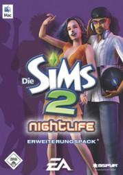 Die Sims 2: Nightlife, (DVD)