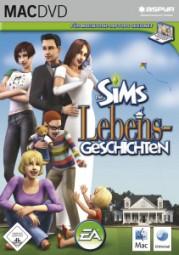 Die Sims: Lebensgeschichten, (DVD)