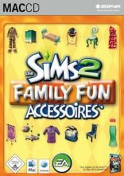 Die Sims 2: Family Fun-Accessoires, (CD)