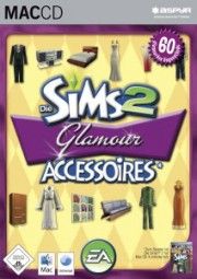 Die Sims 2: Glamour-Accessoires, (CD)