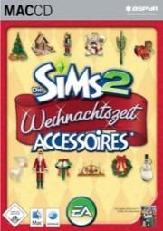 Die Sims 2: Weihnachtszeit-Accessoires, (CD)