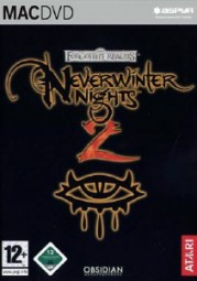 Neverwinter Nights 2, (DVD)
