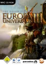 Europa Universalis 3, (CD)