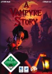 A Vampyre Story, (DVD)