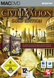 Civilization IV Gold Edition, (DVD)