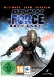 Star Wars The Force Unleashed: Ultimate Sith Edition, (DVD)