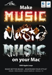 AMG Make Music on your Mac: Make better music - whatever your style!, (DVD)