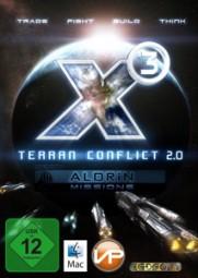 X3 Terran Conflict, (DVD)