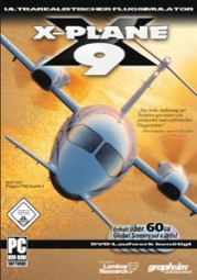 X-Plane 9 für PC und Linux, (DVD)