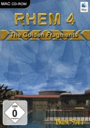 Rhem 4 - The Golden Fragments, (DVD)