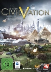 Civilization V, (DVD)