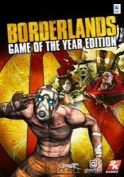 Borderlands: Game of the Year Edition, (DVD)