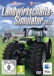 Landwirtschafts-Simulator 2011, (DVD)