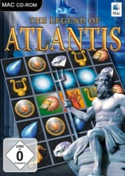 The Legend of Atlantis, (CD)