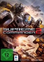 Supreme Commander 2, (DVD)