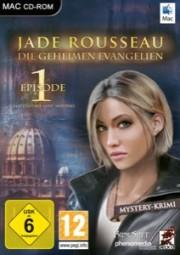 Jade Rousseau - Die Geheimen Evangelien, Episode 1, (CD)