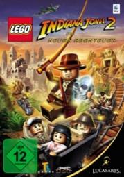 LEGO® Indiana Jones 2: Die neuen Abenteuer, (DVD)
