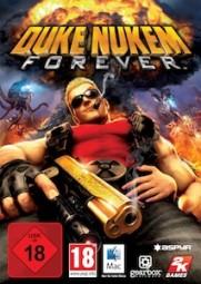 Duke Nukem Forever, (DVD)