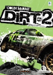 Colin McRae DiRT 2, (DVD)