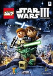 LEGO® Star Wars III: The Clone Wars, (DVD)